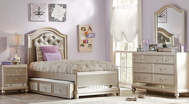 Twin Bedroom Sets for Girls: Twin Size Furniture Suites | My ...
