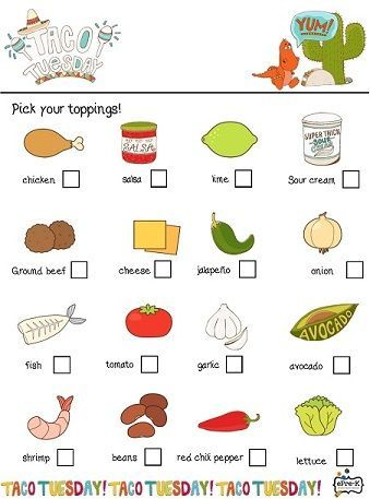image result for template printable dragon loves tacos baby