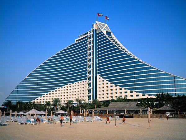Dubai sights dubai beach hotels and travel city for Unusual hotels in dubai