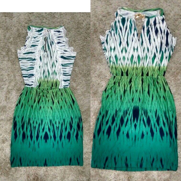 Vestido por apenas 65,00 reais  💰😀 Compre pelo IG @belladonna.modafeminina ou através do site. Vendas também no whats 71 99239-1413.  #moda #vestido #vestidoverde #renda #tendencia #modafeminina #closetstyle #colecao