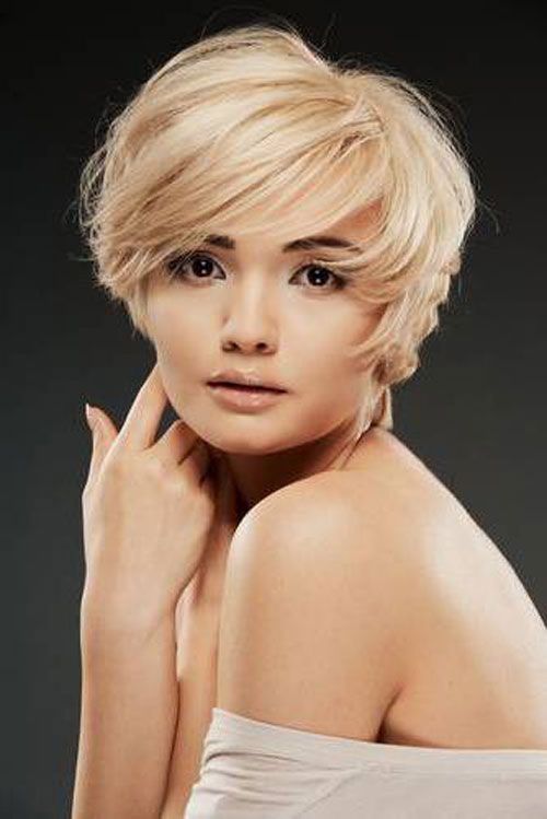 30 Best Short Hairstyles For Square Faces Cool Trendy Short Hairstyles 2014 Square Face Hairstyles Haircut For Square Face Short Hair Styles 2014