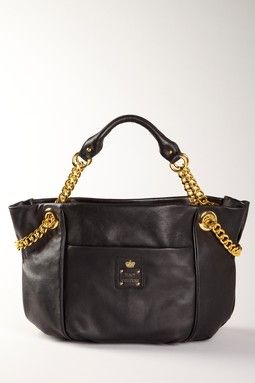 $199.00 Juicy Couture Duchess Satchel  visit http://www.hautelook.com/short/3ApLt for designer items at discount prices. Free to join!