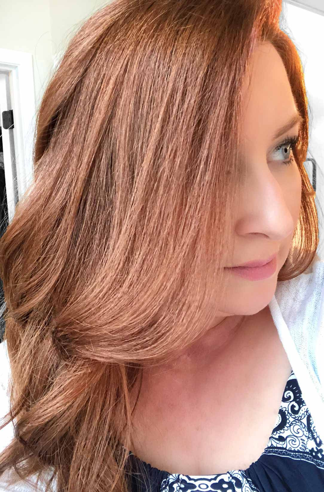 What I Use To Style My Hair All The Happy Feels In 2020 Hair Hair Styles Easy Hairstyles