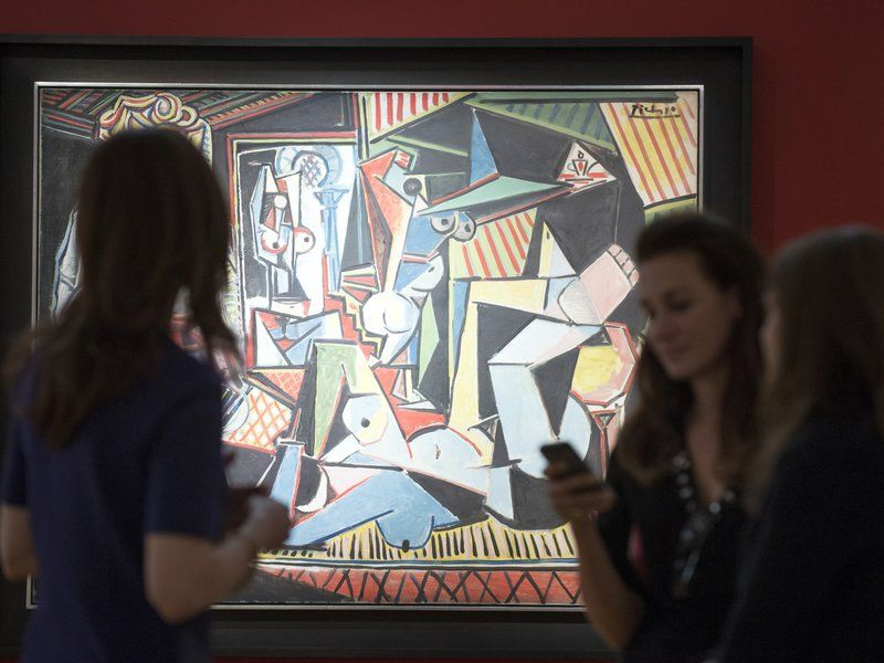 Picasso Painting Breaks Auction Record by $37 Million | Smart News | Smithsonian