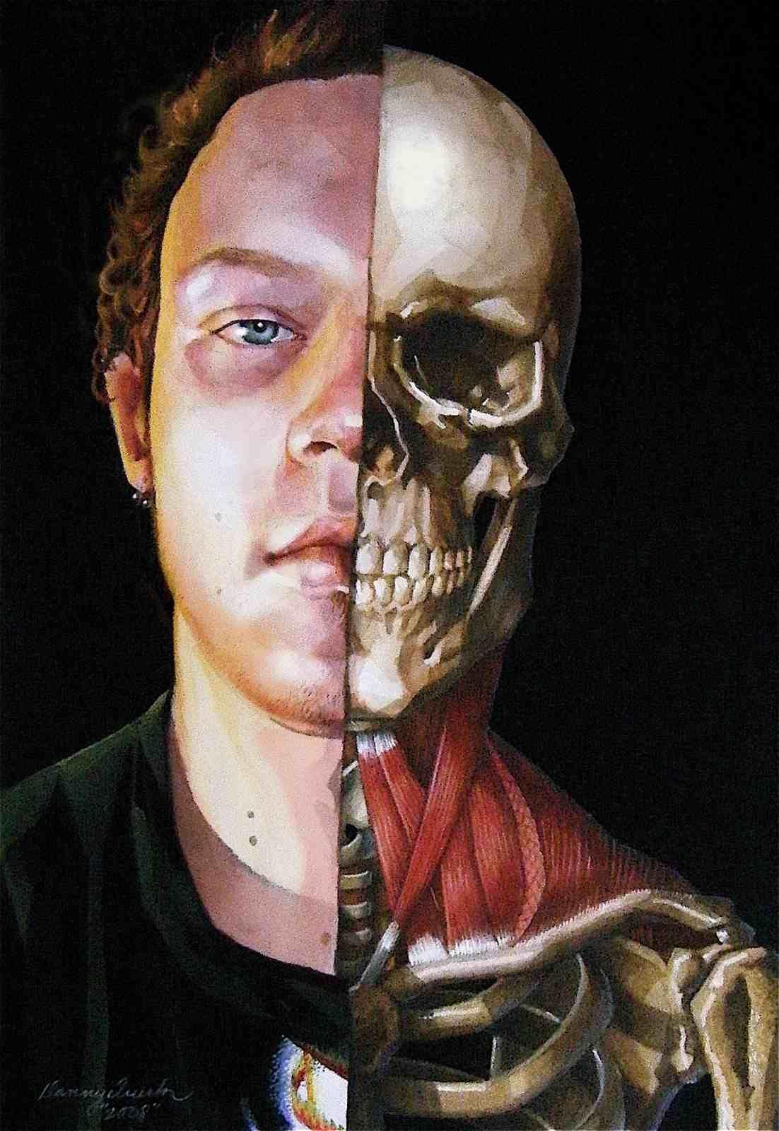 Inspiration from Danny Quirk | ANATOMIA | Pinterest | Anatomía, Arte ...