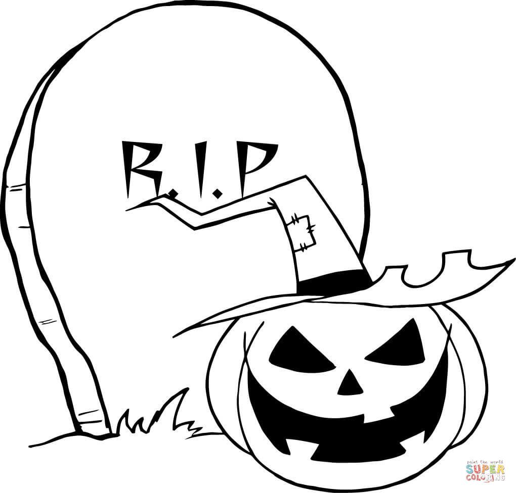Black And White Cartoon Pumpkin Halloween Coloring Pages Printable Halloween Coloring Pumpkin Coloring Pages