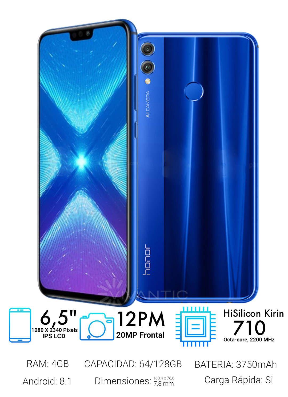 a281423e51693 De los mejores celulares Chinos de gama media para este 2018 con pantalla  grande.