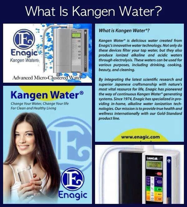 Kangen Water Kangen Water Kangen Water Health Benefits