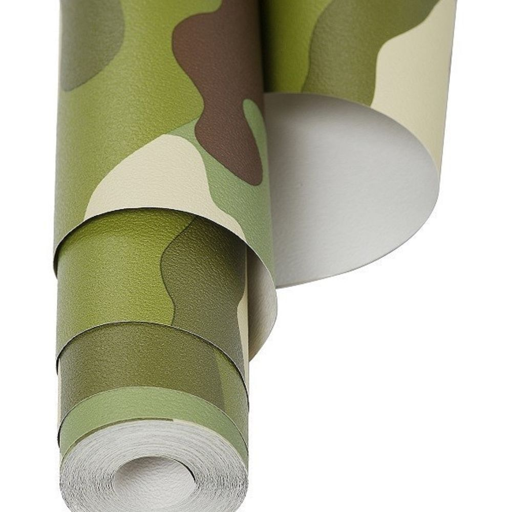 Best Details About 10M Roll Of Army Camouflage Camo Wallpaper 640 x 480