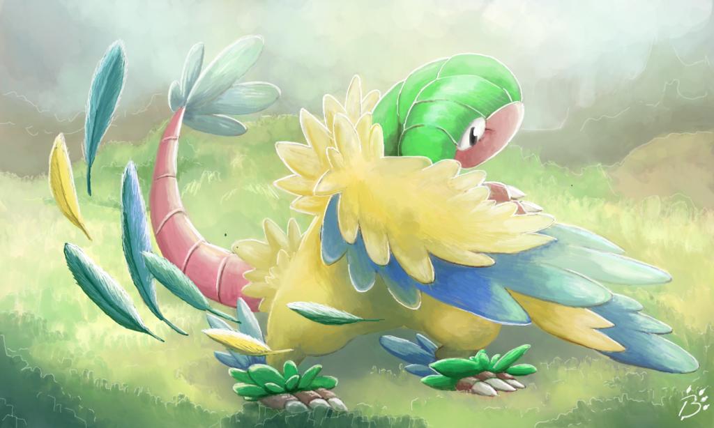 13+ Archeops pokemon info