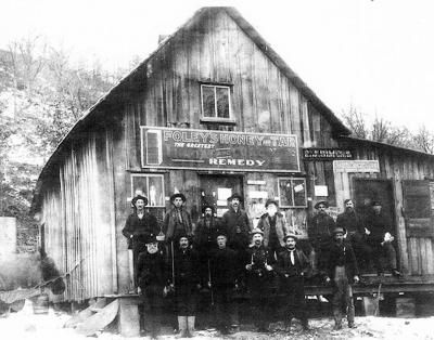 White pine flood | An early store and grist mill was likely a flood victim in the ill ...
