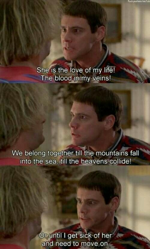 Love Dumb and Dumber!!