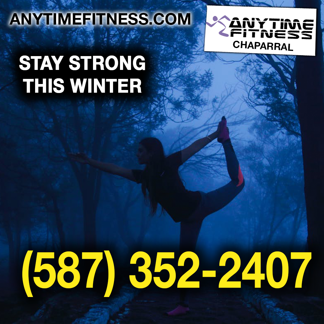 Calgary! Anytime Fitness Calgary Chaparral is a clean, new facility with amazing staff who are ready...