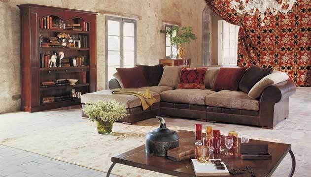 Roche bobois vintage modular corner sofa £ in store