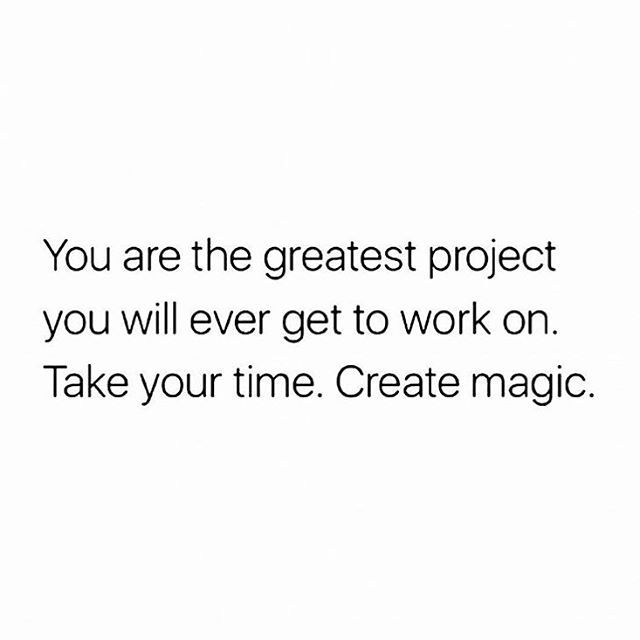 QUOTE Monday Morning Motivation For You All Lets Create Magic Fascinating Create A Quote