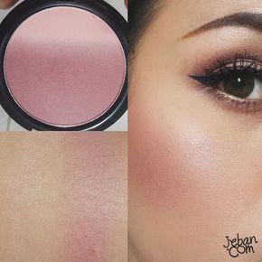 Nyx Baked Blushes Illuminator Bronzer Beauty Blog Madame Keke