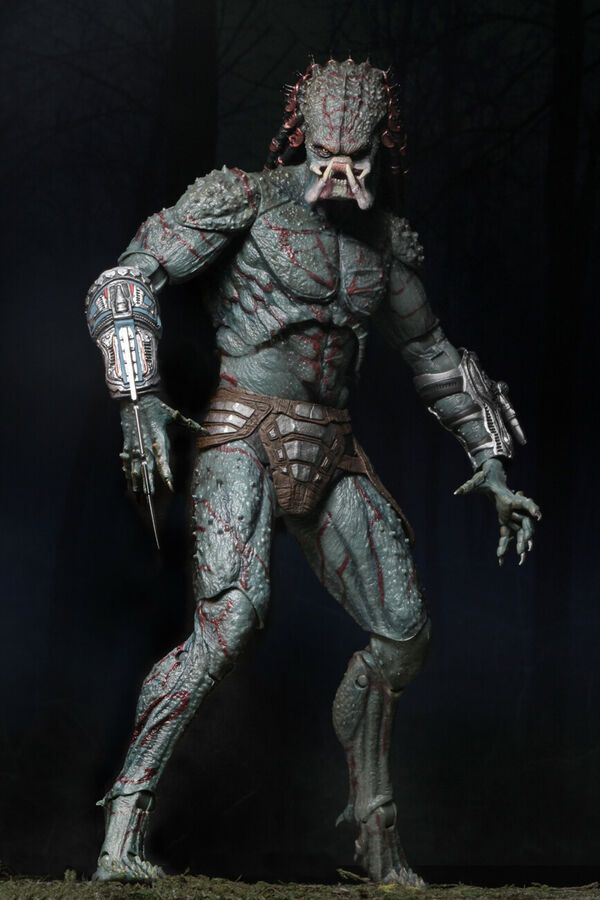 NECA Predator 2018 Deluxe Armoured Assassin Predator Action Figure