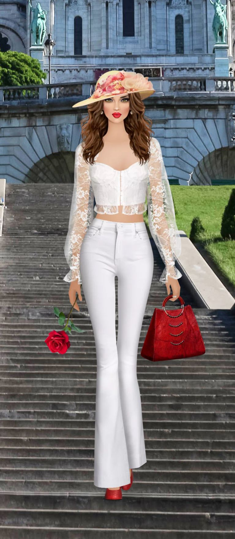 Pin On My Style In Covet Fashion