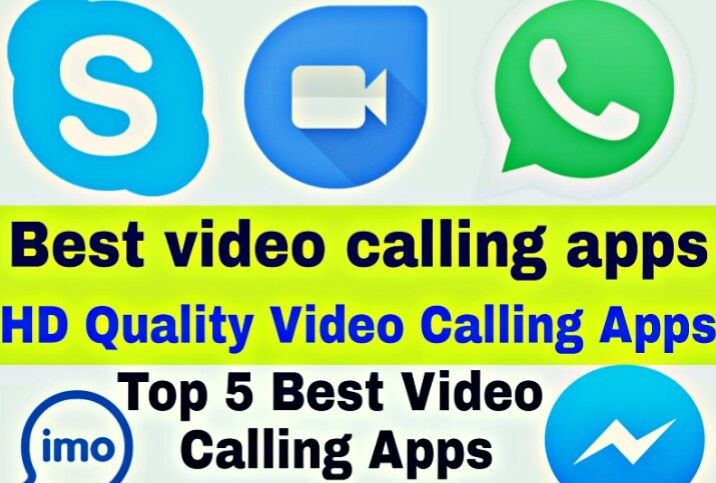 5 Best Video Calling App for Android and iphone Cool