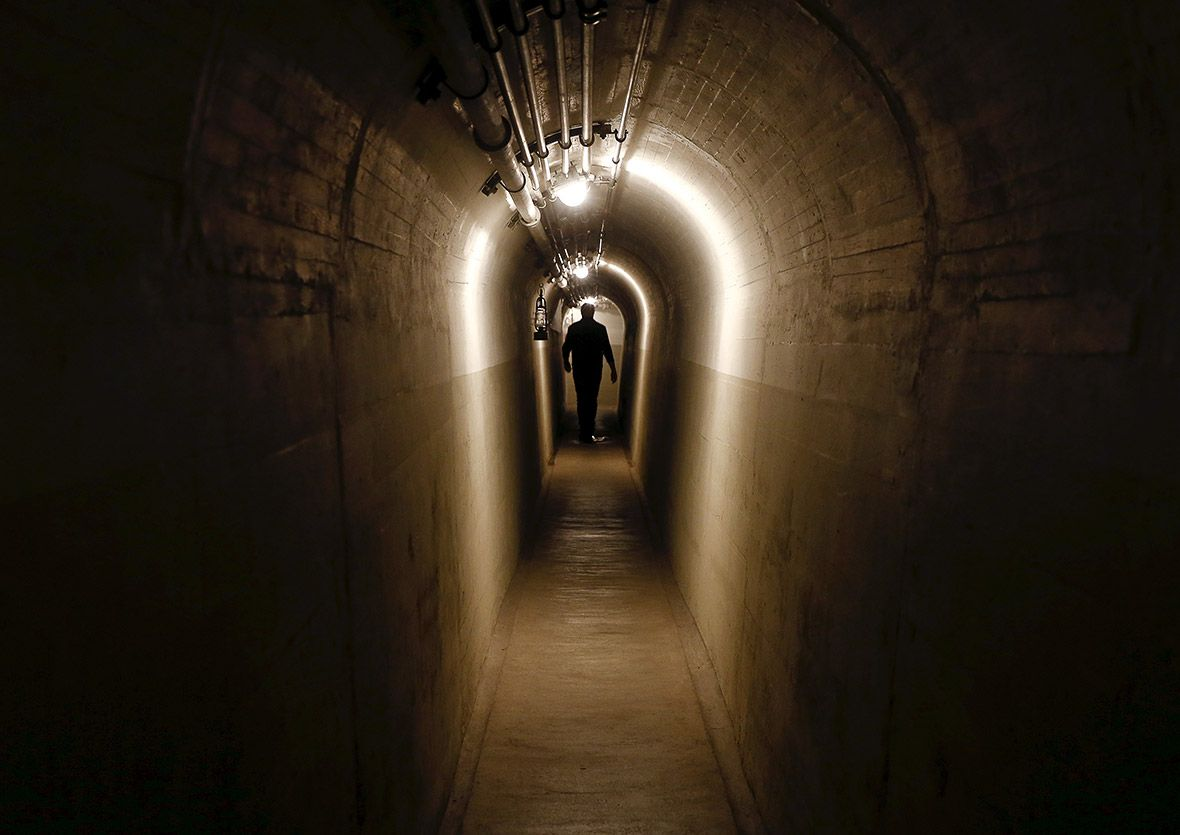 Switzerland Secret Bunkers And Nuclear Shelters Become Hotels