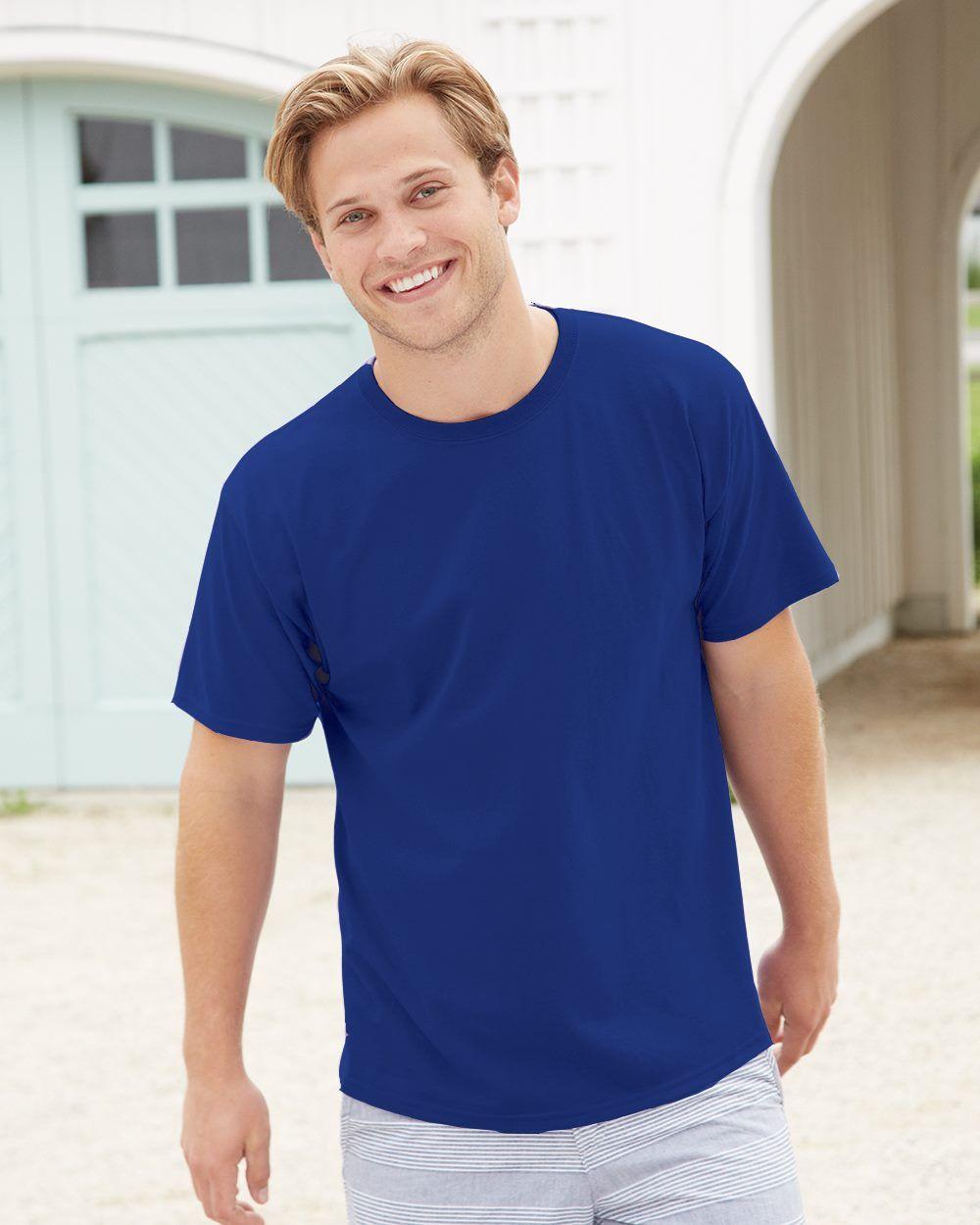 Hanes 5280 100% Comfort Soft Cotton T Shirt Shop now: http://bit.ly/1jkXJdb