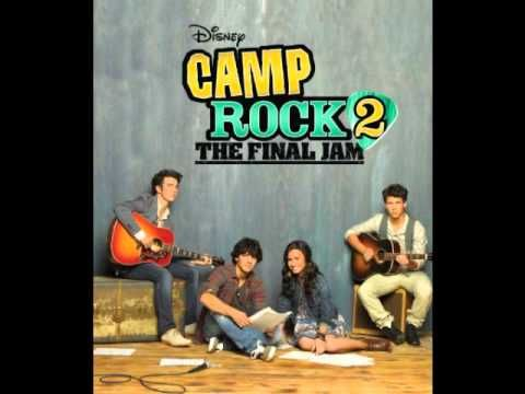 05 Wouldnt Change A Thing Camp Rock 2 Soundtrack Camp Rock Walt Disney Movies Disney Channel Movies