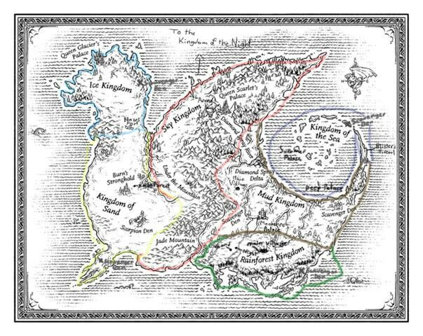 PYRRHIA WINGS OF FIRE MAP | wings of fire | Wings of fire, Wings