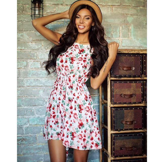 Damen Kleid - Original von Mirasezar - Neu -100% Qualität ...