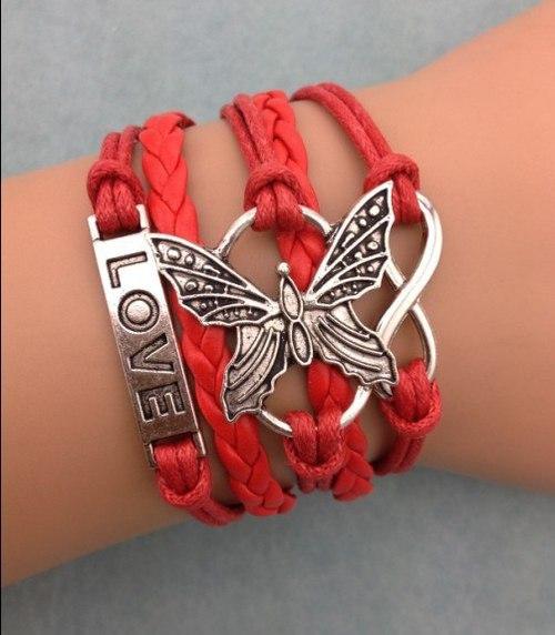 Red bangle ✿