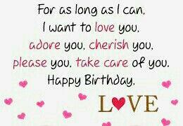 Happy Birthday Love Happy Birthday Boyfriend Quotes Happy Birthday Quotes Funny Happy Birthday Quotes