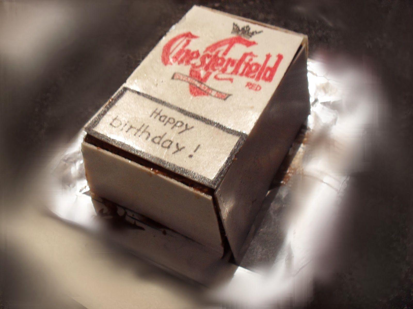 Chesterfield-Kuchen