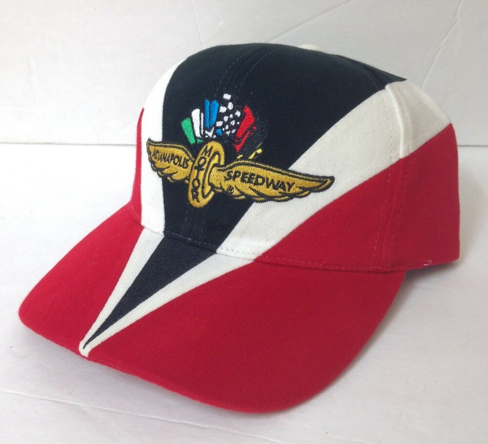 Details About Rare Indianapolis Motor Speedway Hat 9forty Curved Indy 500 Brickyard 400 Adult Indy 500 Indianapolis Motor Speedway Outdoor Cap
