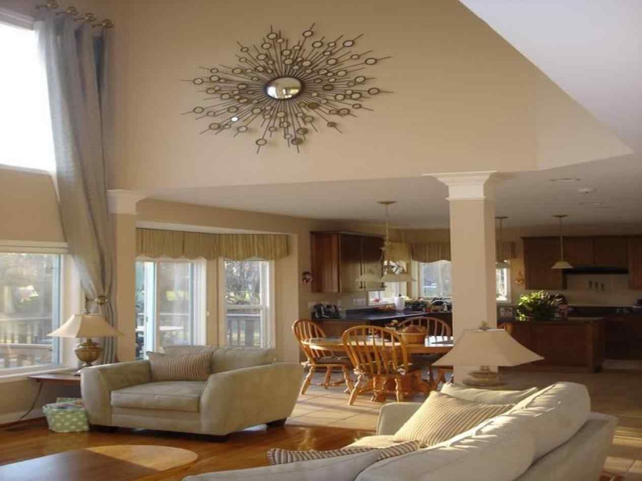 10 Best Decorating For Your Living Room Walls With Family ...