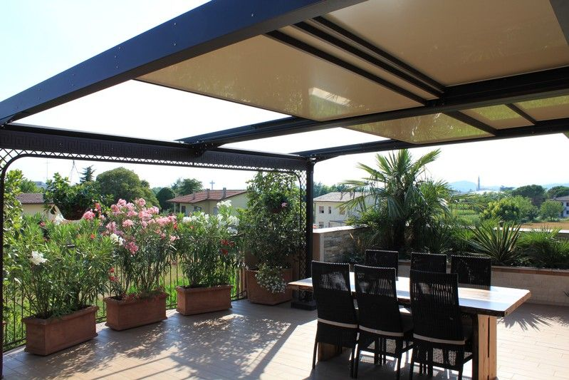 Patio Awnings With Retractable Roofs Five Stars Italy Five Stars Italy Outdoor Furniture Pergolas Outdoor Modular Kitch Outdoor Pergola Pergola Patio Pergola