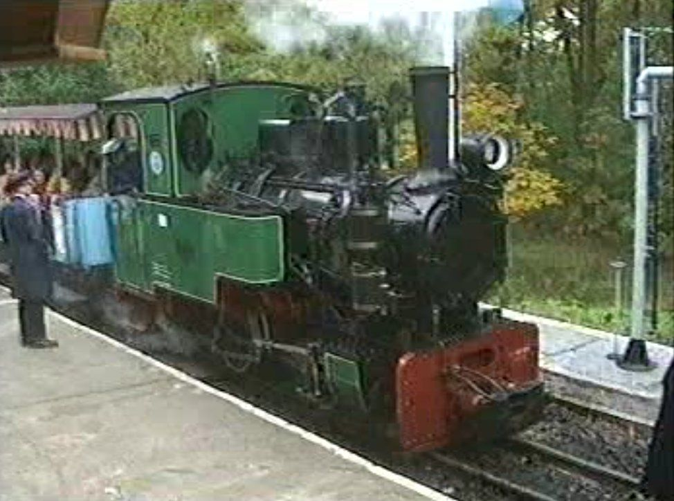 Feldbahn Riedlhütte