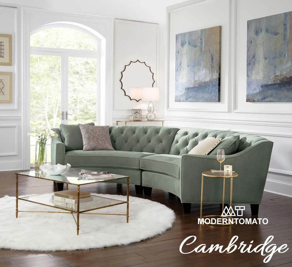 Cambridge 2pcs Sectional Sofa Proudly Made In Usa We Also Have Matching Sofa Love Sofa Modern Sofa Sectional Living Room Furniture Layout Living Room Sofa