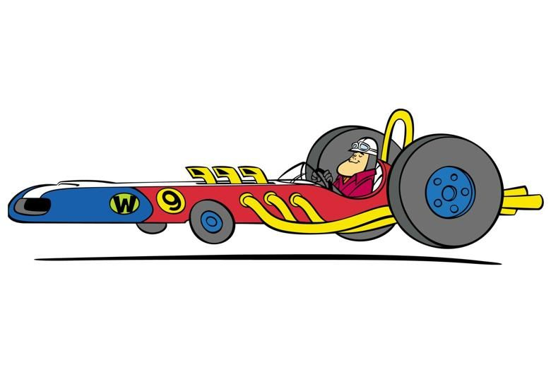 Resultado de imagen de wacky races cars