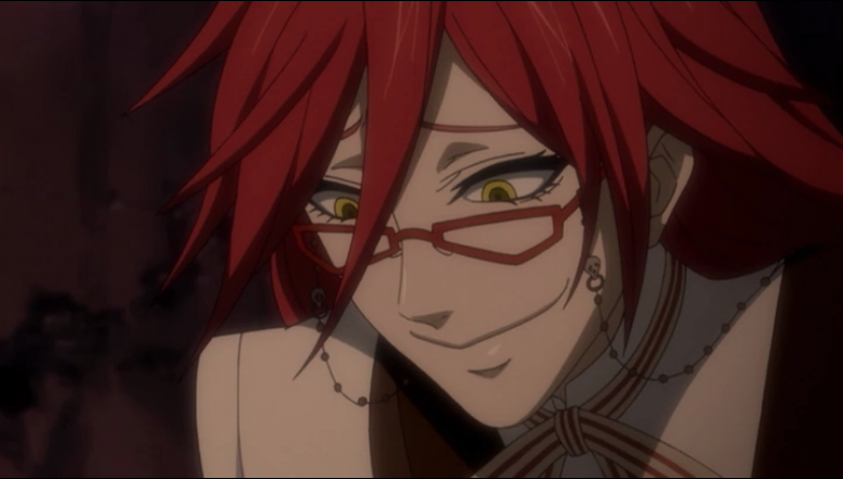 up in flames screenshots grell grell and others