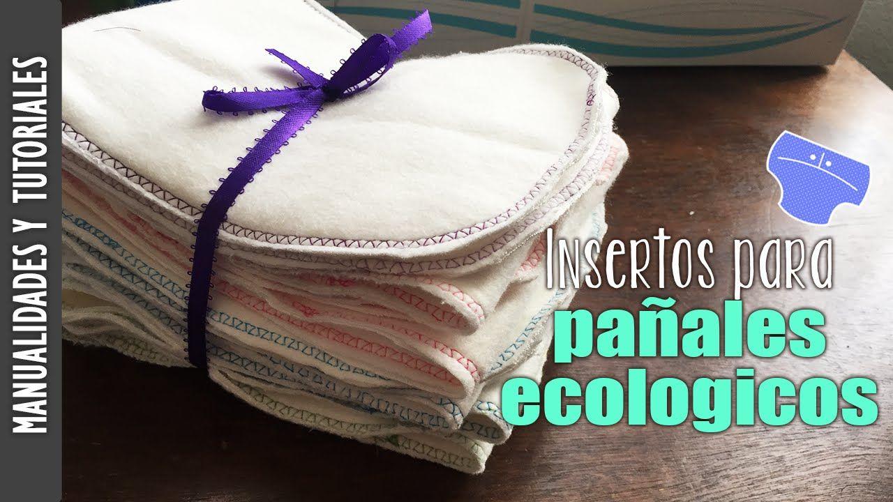 Insertos Para Pañales Ecologicos Baratos Y Faciles