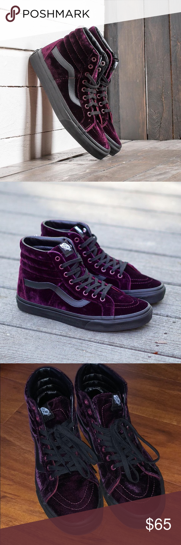 c9dc2f9b73 Vans sk8 hi Vans Luxurious but cool