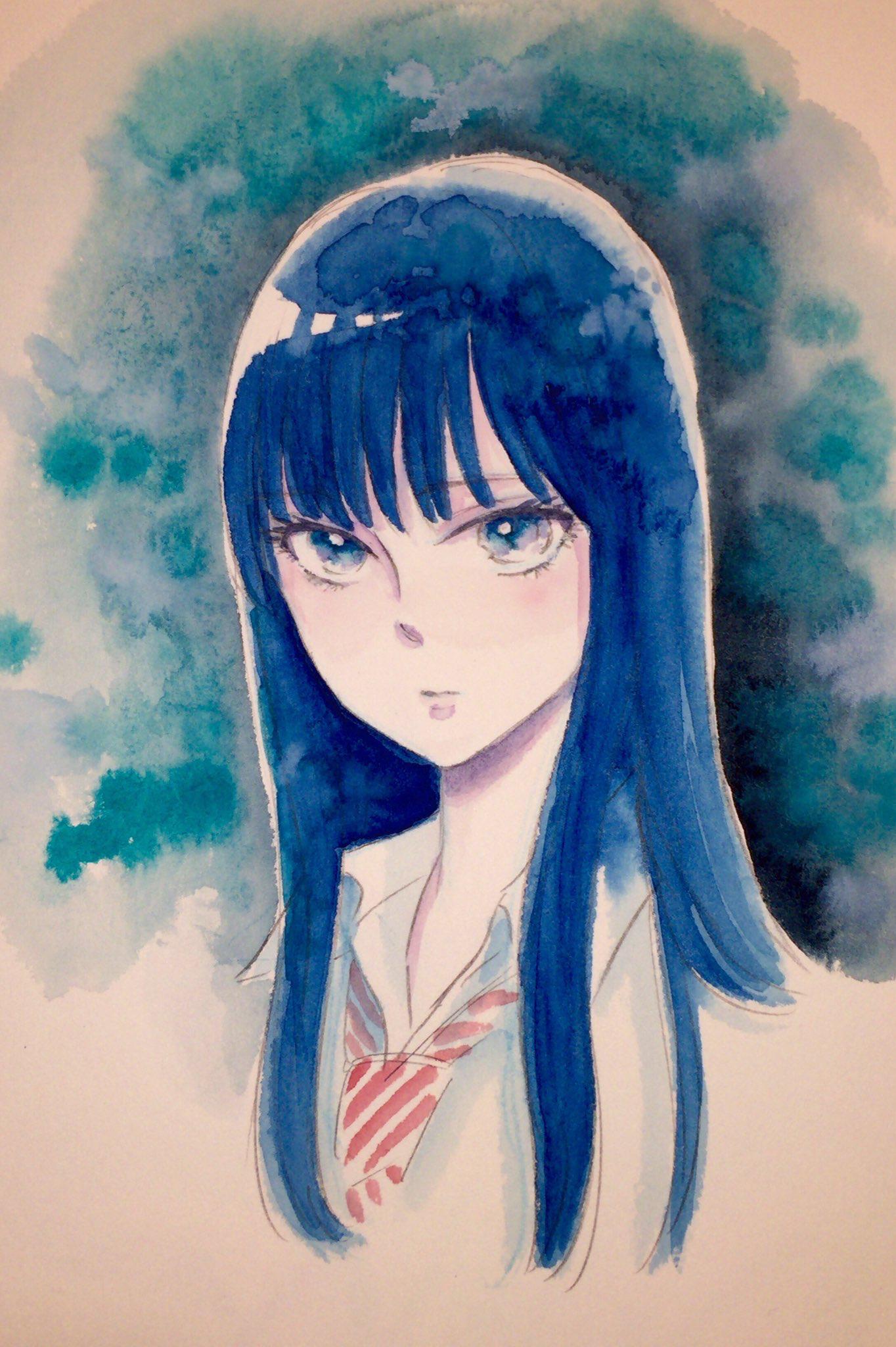 恋は雨上がりのように | Love is Like After the Rain | Akira, Anime artwork y ...