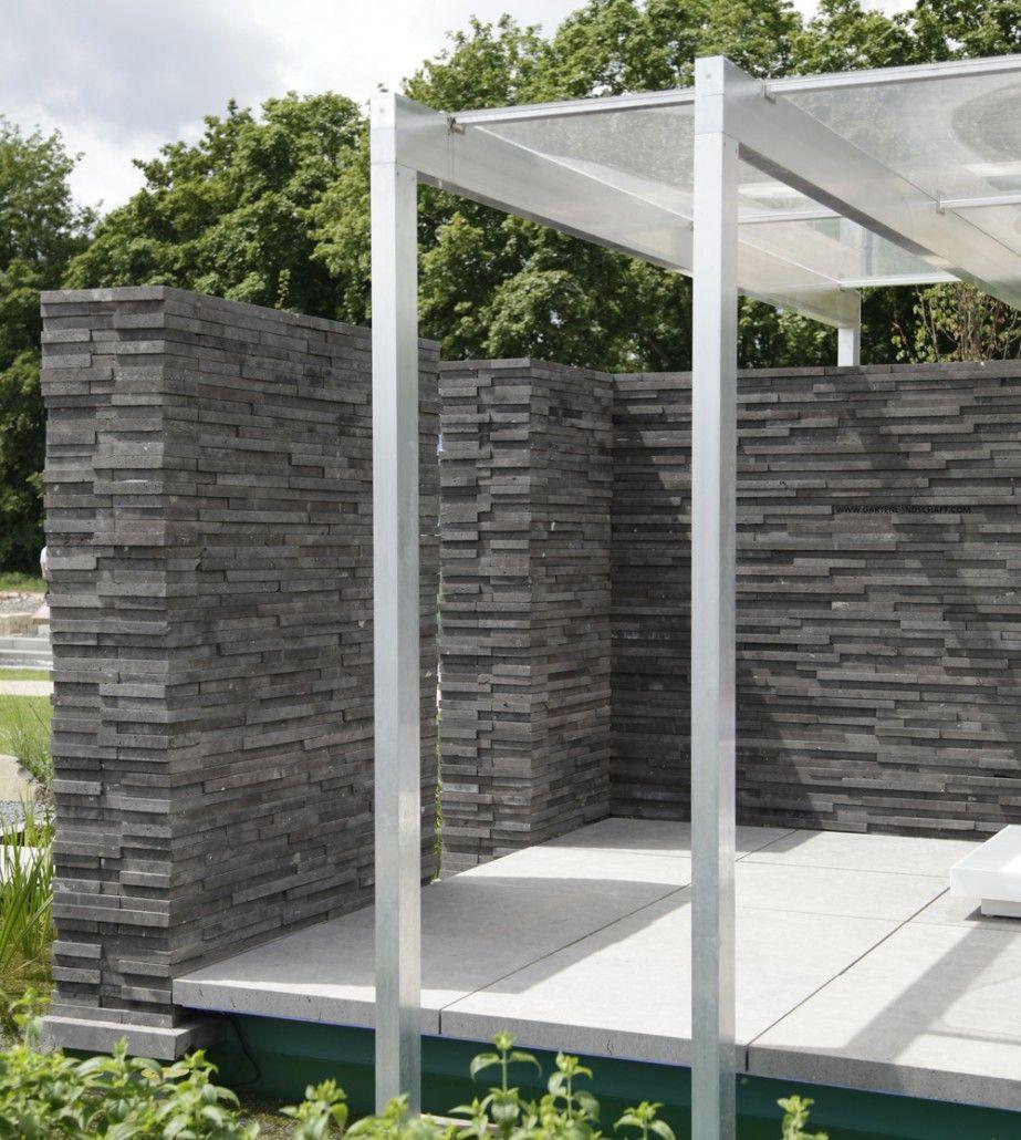 Sichtschutz für den Garten › Zinsser Gartengestaltung