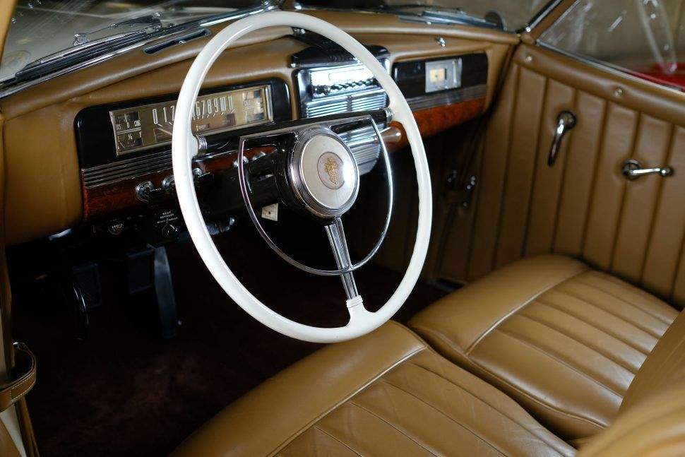 1941 Packard One Eighty Convertible Victoria by Darrin | Old Rides ...