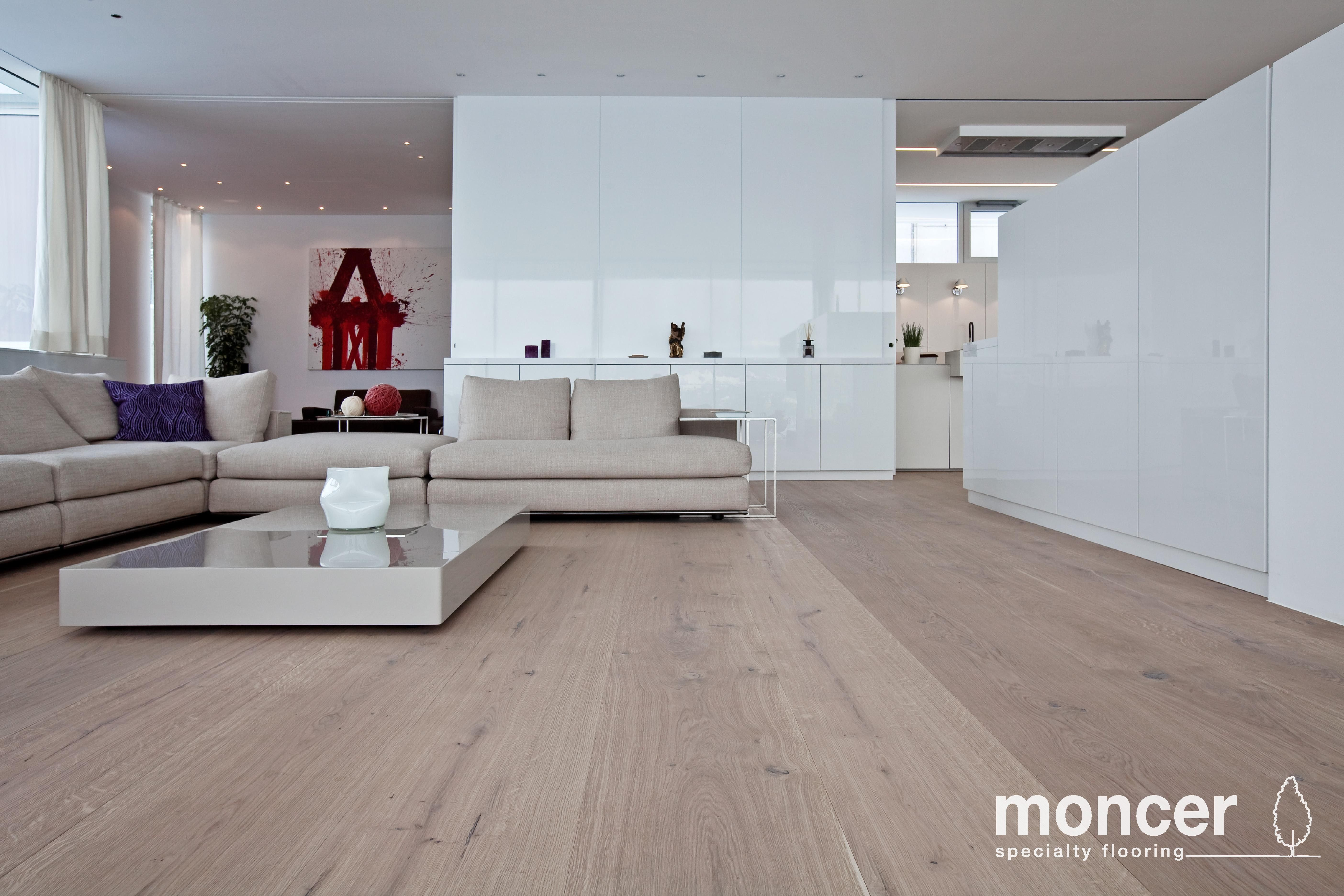 Premium European White Oak Aussee | Natural Oil | Moncer Projects ...