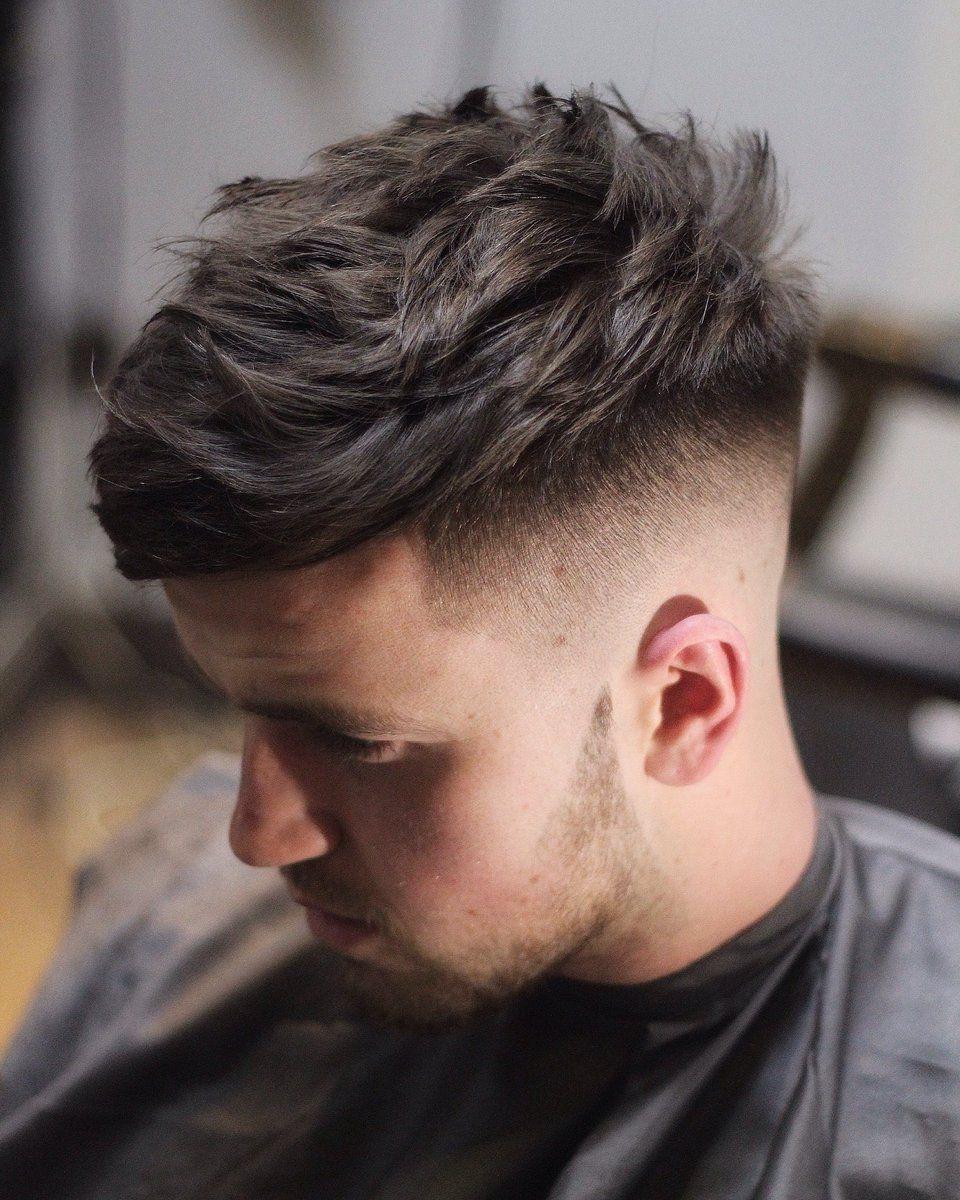 Mens fade haircut styles gerelateerde afbeelding  hair  pinterest  haircuts hair style