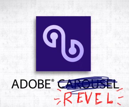 Adobe Revel: Serious Photo Editing   Today's iPad App