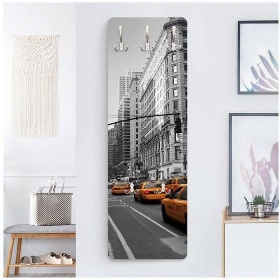 Bilderwelten Wandgarderobe 139x46x2cm New York New York In 2020