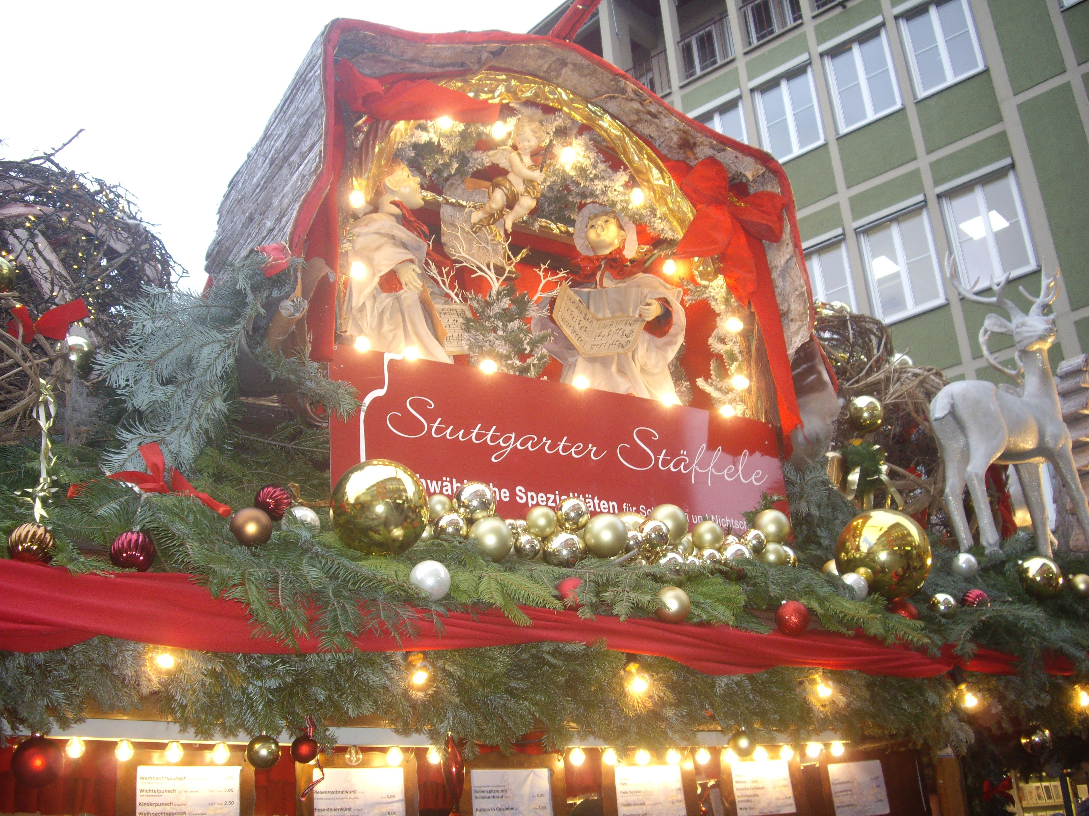 swiss christmas decorations