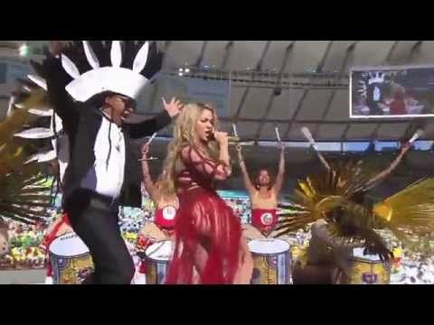 Shakira Embarazada La La La Brazil2014 Closing Ceremony 2014 Fifa World Cup Hd Shakira Fifa Fifa World Cup