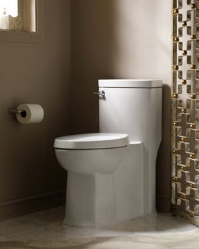 The Boulevard Luxury Performance Toilet From American Standard